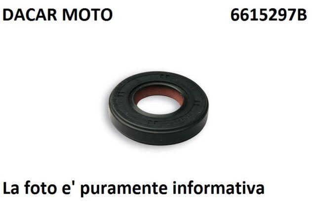 SELLO DE ACEITE D.17X35X7 MALOSSI APRILIA RS4 50 2T LC (DERBI) 6615297B
