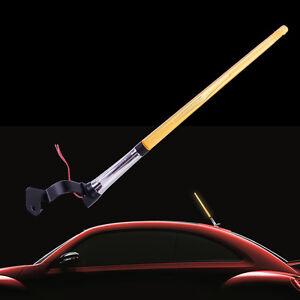 Universal-Car-12V-Flag-Pole-LED-Light-Signal-AM-FM-Aerial-Antenna-Decoration