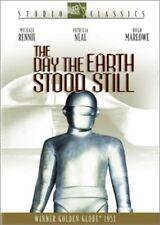 The Day the Earth Stood Still (DVD, 2003, Fox Studio Classics)