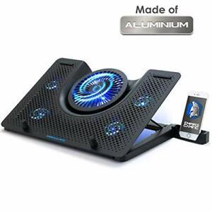 EMPIRE GAMING - Turboost Refroidisseur PC Ordinateur Portable Gamer en Alumin...