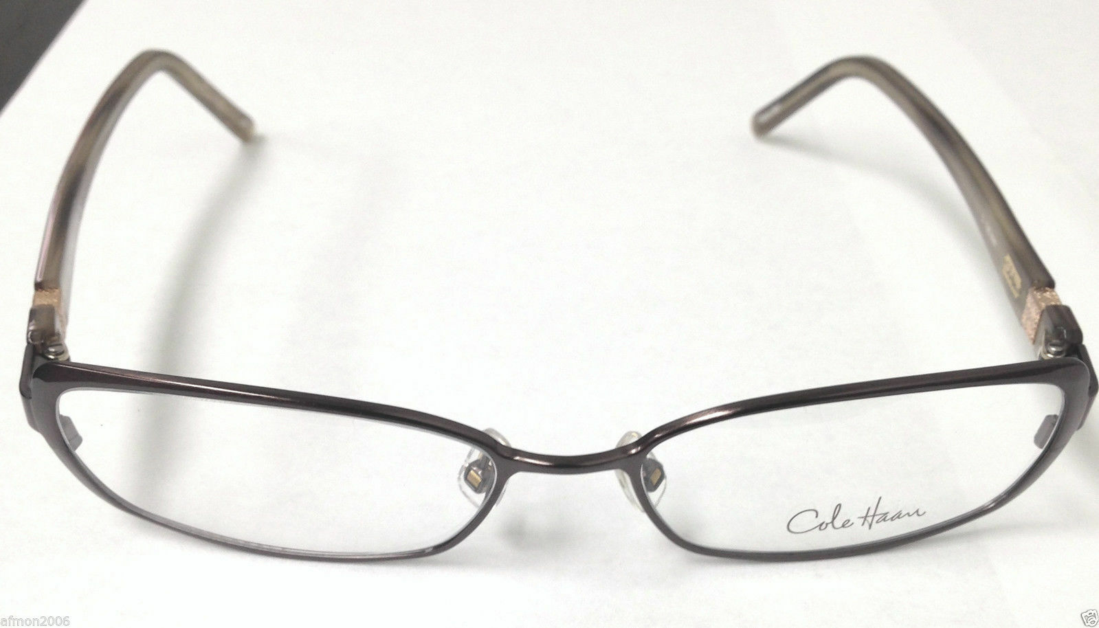 New Brown Cole Haan Glasses Authentic CH919 Eye Frames 53 16 ...