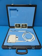 Siemens 7e40 75mhz Pn 811 00110 04 Endocavity Probe With Case For Q2000 9727