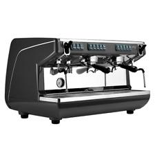 Simonelli Appia Life Volumetric 2 Group Commercial Coffee Shop Espresso Machine