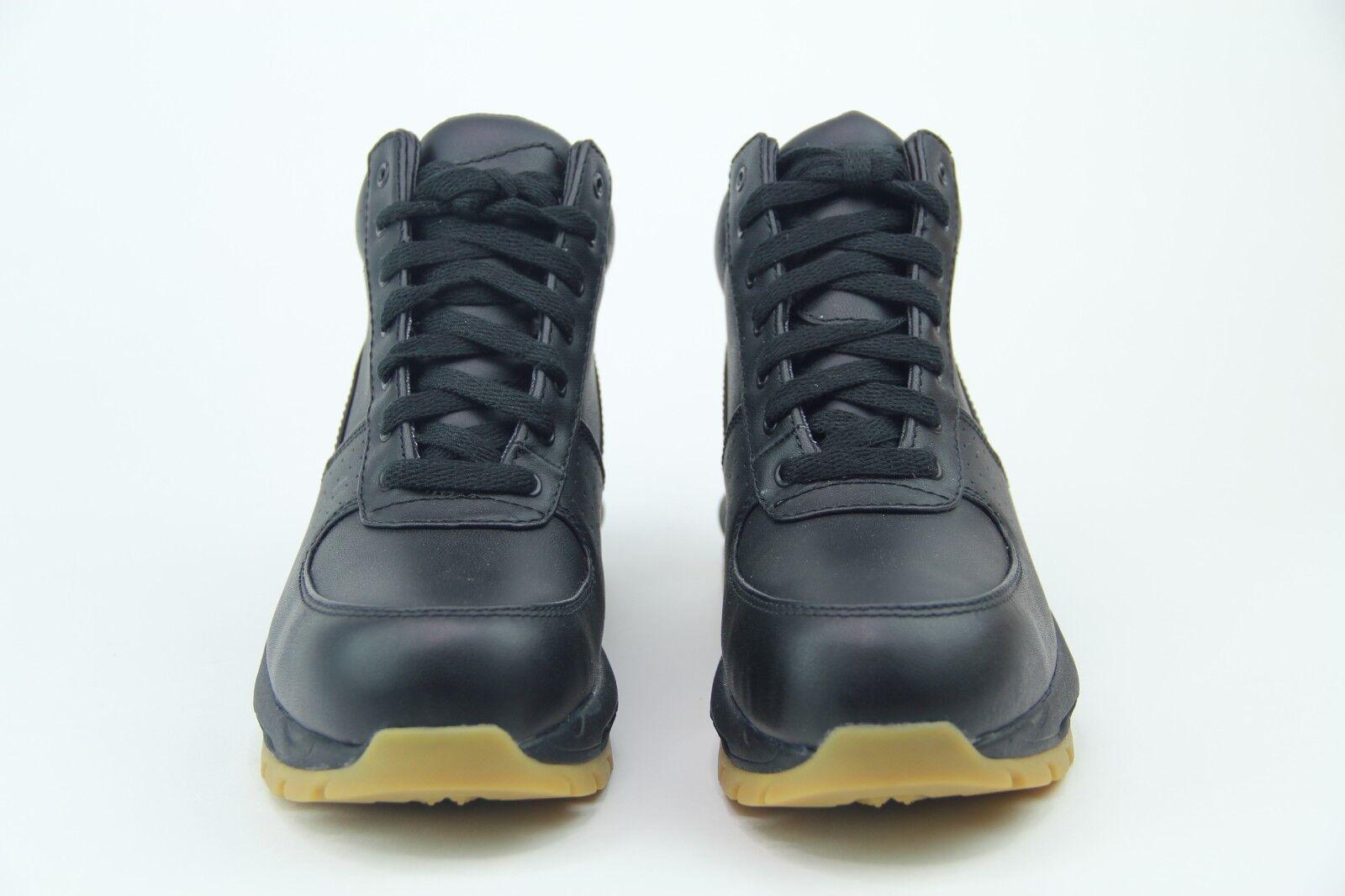 Nike Men's Air Max Goadome ACG Black Gum Winter Boots 865031-017 SZ M 6.5 W 8