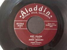 AMOS MILBURN Rum and Coca Cola/ Soft Pillow 45 ALADDIN 45-3363