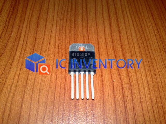 BTS409 TO263 Smart Highside Power Switch IC 2 PCS OF BTS409L1