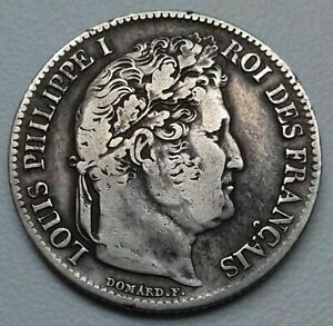 France-Louis-Philippe-1-Franc-1846-A-Paris