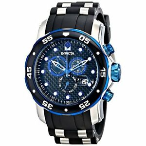Invicta-Pro-Diver-17878-Stainless-Steel-Silicone-Chronograph-Watch