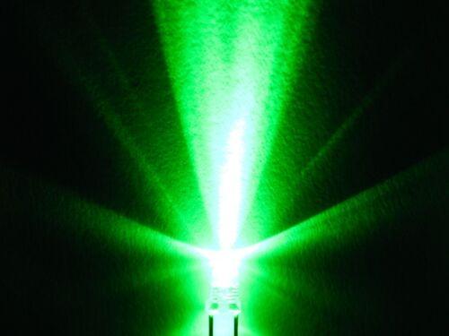 THT LED 3mm-colores diferentes 10 unid.