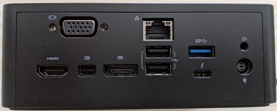 Dockingstation, Dell, Perfekt