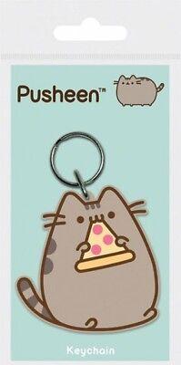 Pizza 12cm Porte-cles  PUSHEEN CAT