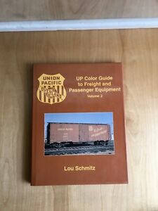 Union-Pacific-The-Overland-Route-Color-Guide-To-Freight-amp-Passenger-Equip-Vol-2