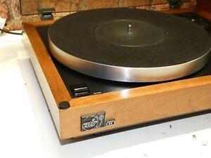 Ariston rd80sl Vintage Belt Drive 2 Speed Record Vinyl Deck Player Plattenspieler