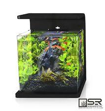 Nano/Desktop Aquarium Kit 4 Gallon All Glass LED Lighting SR Aquaristik