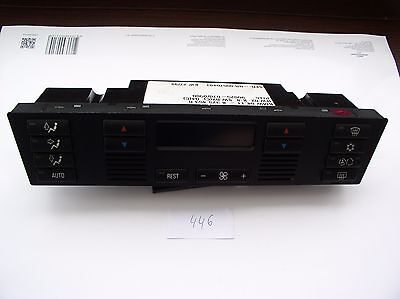 BMW 5 E39 525 530 540 M5 A//C AIR CONDITIONING HEATER CLIMATE CONTROL p//n 6901628
