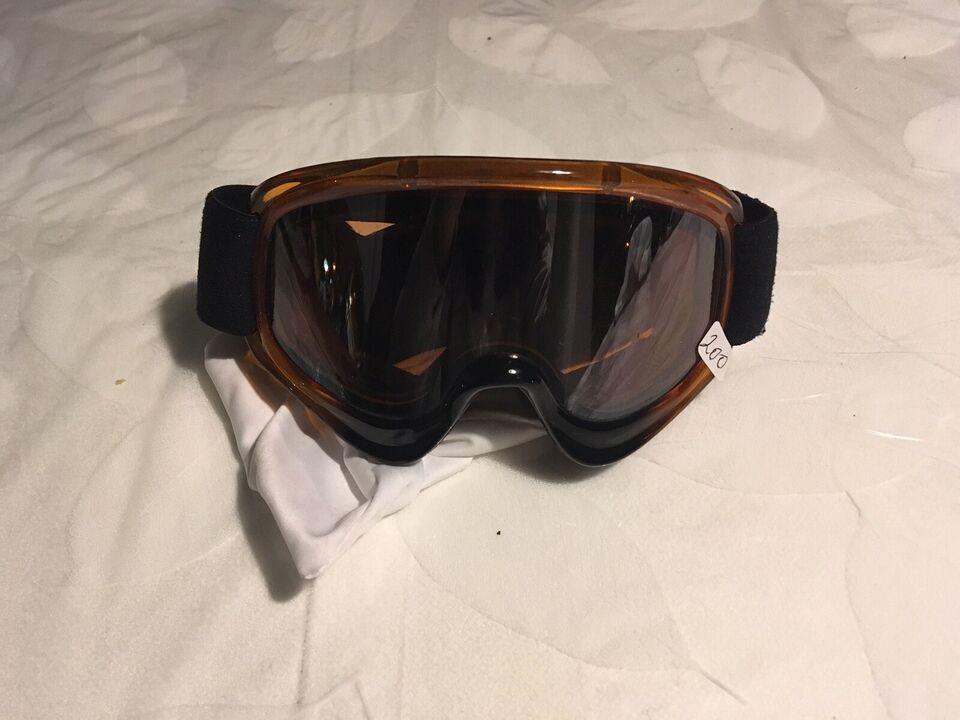 Skibriller, blandet