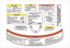 thumbnail 2 - YAMAHA WAVERAIDER 1996 1100 RED Graphics / Decal Replacement Kit