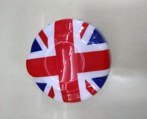 Red Union Jack UK Car Fuel Tank Cover Gas Cap For Mini Cooper F55 F56 F57 F60