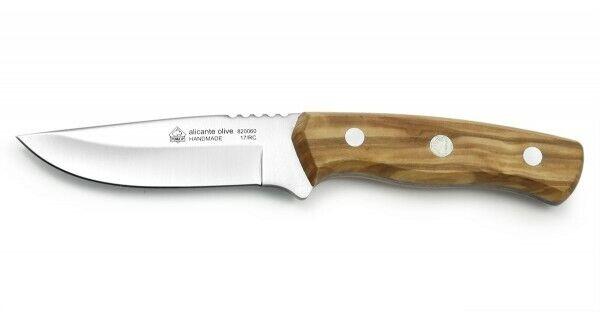 PUMA Knives 820036 IP Cachetero Series Fixed Blade Knife Olive ...