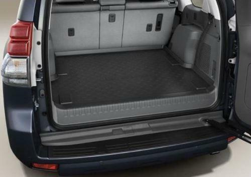 Genuine Toyota Land Cruiser Prado Trunk Boot Liner 7 Seater Without Rails