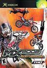 MX 2002 Featuring Ricky Carmichael (Microsoft Xbox, 2001)