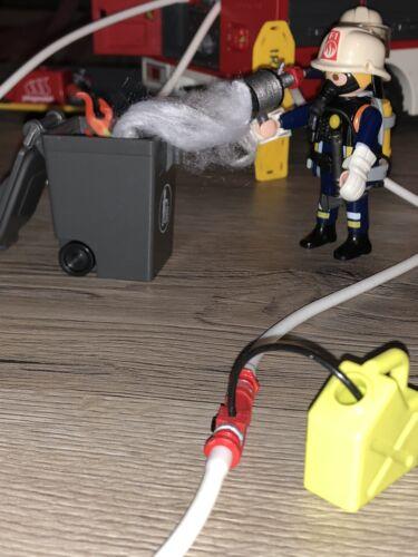 Playmobil Feuerwehr Zubehör Set Schaum