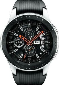 Samsung Galaxy Watch Smartwatch 46mm SM-R805U Stainless Steel GRADE C