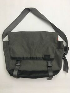 Details About Nixon Gray Red Backpack Large Laptop Duffle Bag