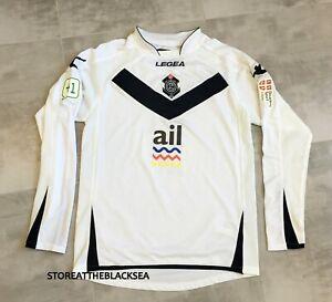 Lugano FC #9 FOOTBALL SOCCER SHIRT JERSEY MAILLOT TRIKOT SWITZERLAND RARE