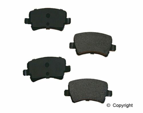 Rear Discs Pads Back Disc Brakes Brake Pad Set for Volvo 2010-2015 xc60