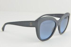 d1703c219ac CHANEL women s sunglasses 5332 c.1462 S2 56-20 140 2N Gray Blue