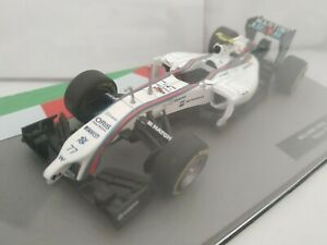 1-43-WILLIAMS-FW36-2014-VALTTERI-BOTTAS-F1-FORMULA-1-IXO-ALTAYA-DIECAST-ESCALA