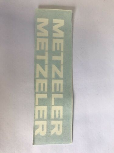 Metzeler Tyres Fork Leg Stickers