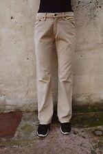 MARLBORO CLASSICS LADIES LIGHT BROWN DENIM CORDUROY JEANS REGULAR FIT W29 UK12