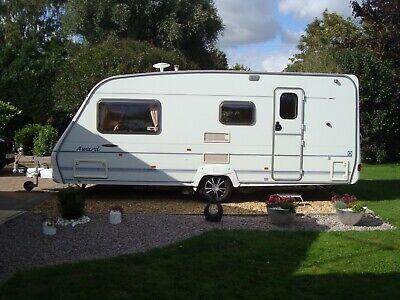 Ace Award Morningstar 4 Berth Touring Caravan With End ...