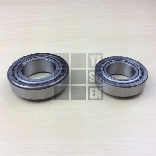 Headstock Taper Roller Bearings Suzuki VL 125 800 1500 VLR1800 Top /& Bottom Set