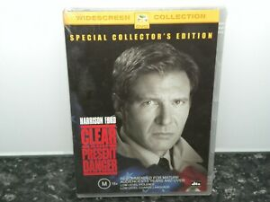 Clear-and-Present-Danger-DVD-Region-4-NEW-amp-SEALED