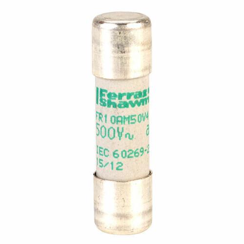 Mersen 16519-G 4A 10x38mm Fusible de gran capacidad de ruptura am
