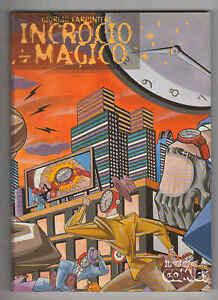 INCROCIO MAGICO di Carpinteri (1999) - Phoenix