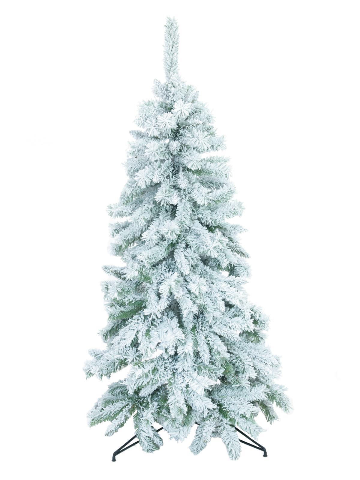 Mittelgroßer toller beschneiter Tannenbaum mit Ständer, Ständer, Ständer, 150cm Höhe | Elegant  9d37d8