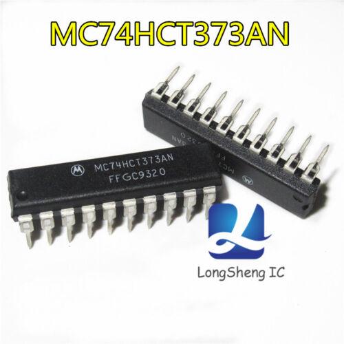 5PCS MC74HCT373AN DIP-20 NEW
