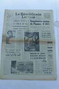 JOURNAL-DE-NAISSANCE-12-avril-1966-Republicain-Lorrain-EST-JOURNAL-12-04-1966