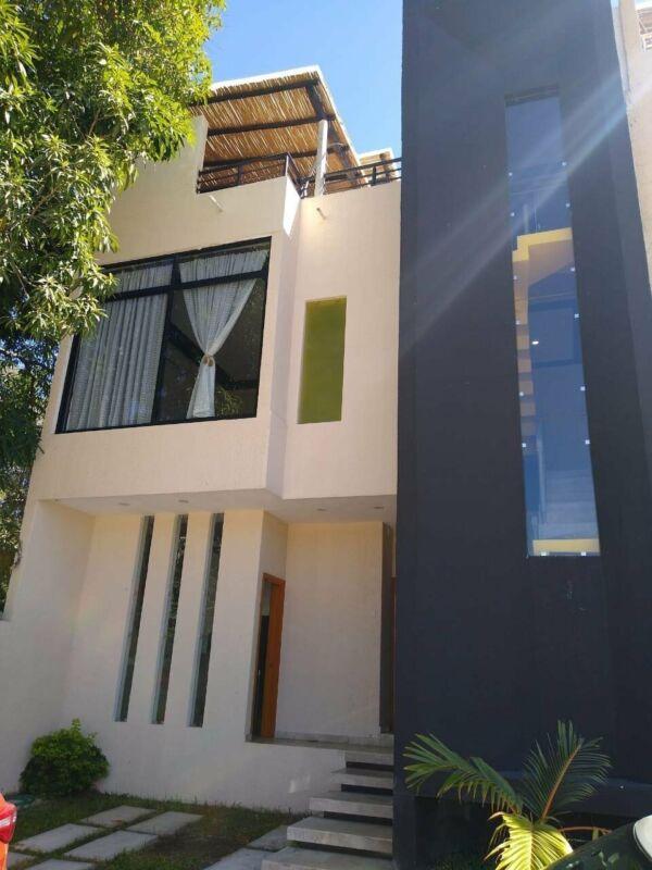 Casa nueva en Residencial Diamante, a 5 minutos de la Isla
