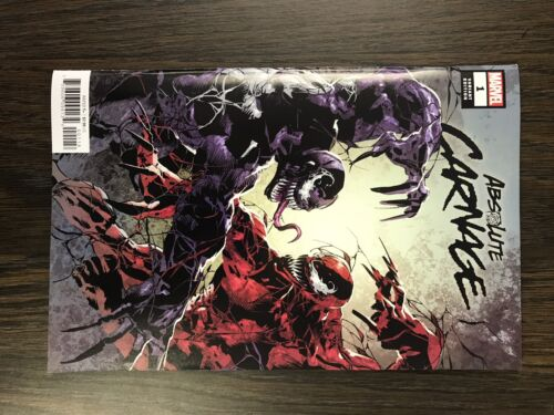 Party Variant Mike Deodato Donny Cates Marvel Comics Absolute Carnage #1 2019