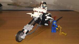 Construction Squeletteebay 2259 La Ninjago Lego Npok08wx Jeu Moto De w0PXn8Ok