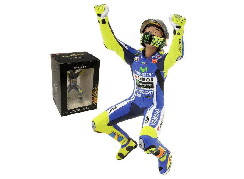 Minichamps Yamaha MotoGP 2014 Estatuilla De Equitación australiano-Valentino Rossi 1 12