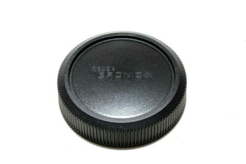 Zenza Bronica japón objetivamente rückdeckel para ETR objetivamente rear lens cap muy bueno
