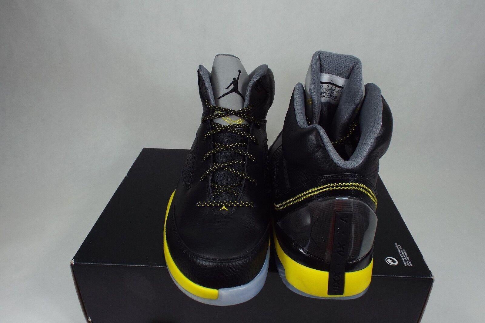 Neue 13 jordan - remix schwarz - - - gelb hohe schuhe 160 679680-070 fb31d8