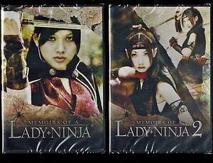 Memoirs Lady Ninja 2 2011