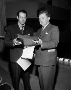 OLD-CBS-RADIO-PHOTO-Henry-Fonda-amp-Jean-Hersholt-in-program-Kitty-Foyle-3